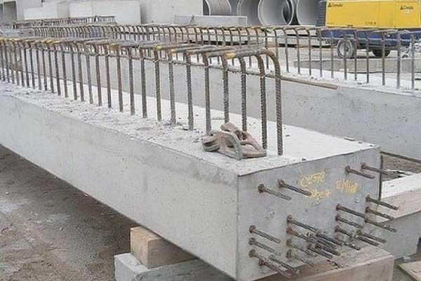 بتن پیش تنیده Prestressed Concrete