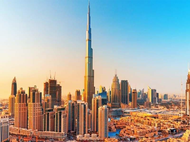 بلندترین سازه های جهان - برج خلیفه