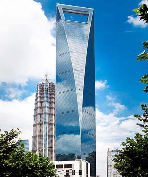 مرکز مالی شانگهای