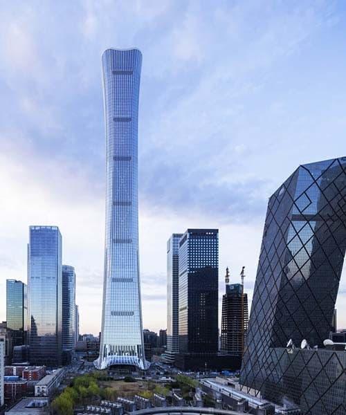 برج سیتیک پکن
